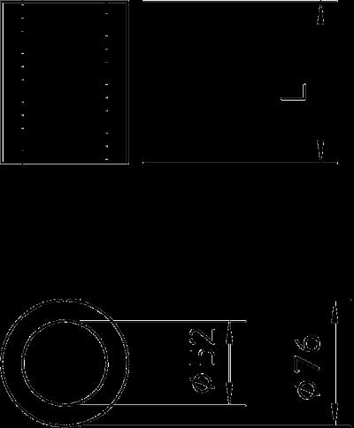 Схема Огнестойкая мини-оболочка PYROPLUG® — арт.: 7202613