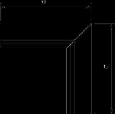 Схема Внутренний угол — арт.: 6247652