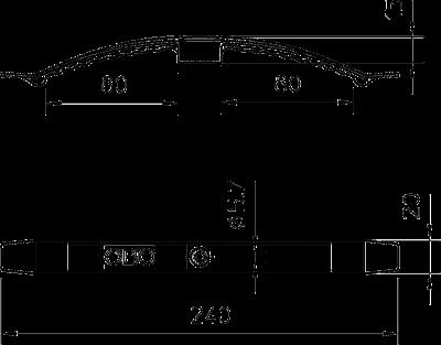 Схема Кабельный зажим для 16 проводов — арт.: 2205033