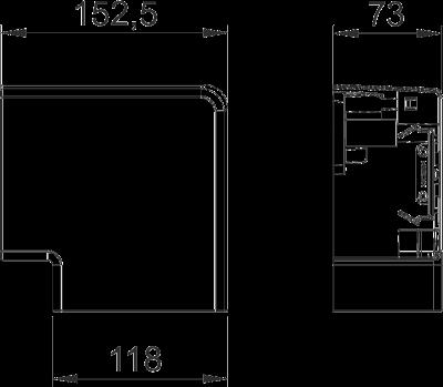 Схема Крышка плоского угла — арт.: 6274220