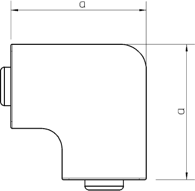 Схема Крышка плоского угла — арт.: 6192750