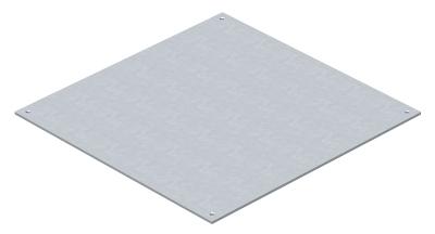 Заглушка для монтажного основания UZD250-3 — арт.: 7400573
