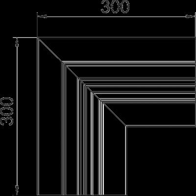 Схема Плоский угол — арт.: 6279123