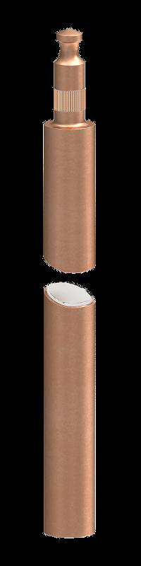 Стержень заземления BP с медным покрытием — арт.: 5000505