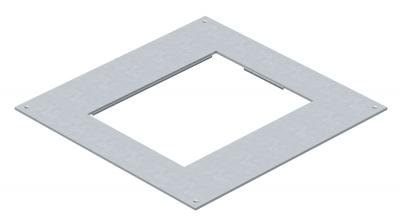 Крышка монтажного основания 250-3 с отверстием для лючка GES6 — арт.: 7400463