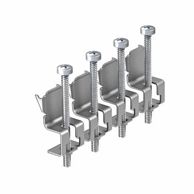 Универсальный комплект крепежных углов для 4х точек фиксации — арт.: 7407558