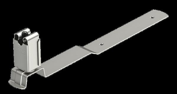 Держатель проводников Rd 8-10 для шиферной кровли, изогнутый — арт.: 5215504