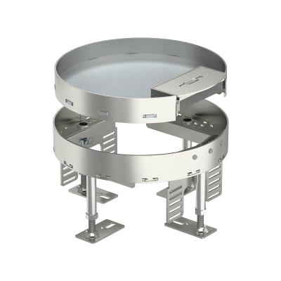 Регулируемая кассетная рамка RKSR с кабельным выводом, из нержавеющей стали — арт.: 7409258