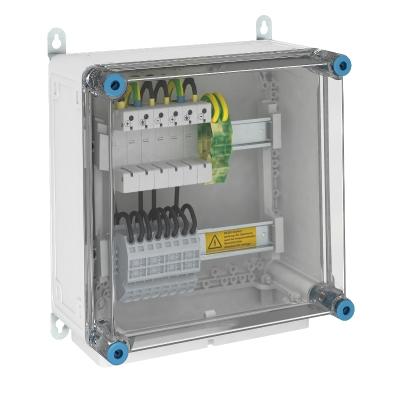 Корпус системного решения для защиты фотогальванических установок, с соединительными клеммами, для индивидуальной комплектации — арт.: 5088570
