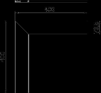 Схема Крышка плоского угла — арт.: 6279734