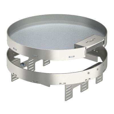 Регулируемая кассетная рамка RKSRNUZD3 с кабельным выводом, из нержавеющей стали — арт.: 7409308