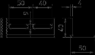 Схема Угловой профиль — арт.: 7105673