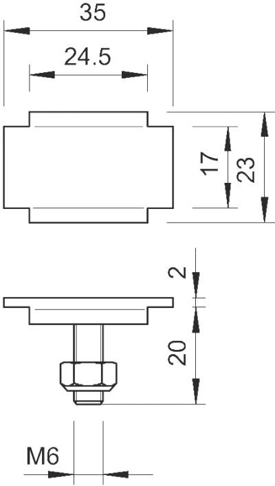 Схема Фиксатор — арт.: 6015174