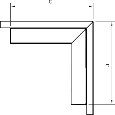 Схема Внешний угол — арт.: 6247563
