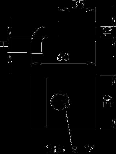 Схема Фиксатор KWH — арт.: 6355021