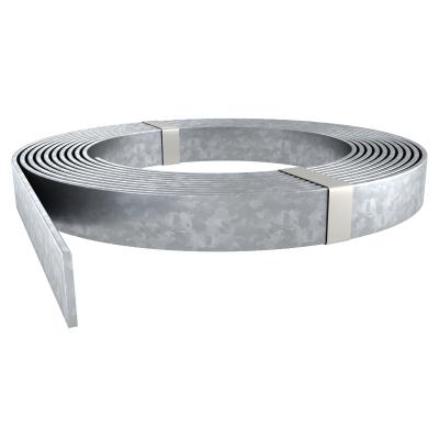 Плоский проводник из оцинкованной стали — арт.: 5019340