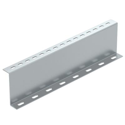 Защитный профиль, для кабельного лотка с боковой стенкой высотой 100 мм — арт.: 6044581