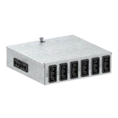 Энергораспределитель UVS со штекерным соединением, для стандартной цепи тока — арт.: 6108012