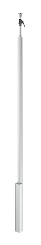 Алюминиевая электромонтажная колонна ISS110100R — арт.: 6289063