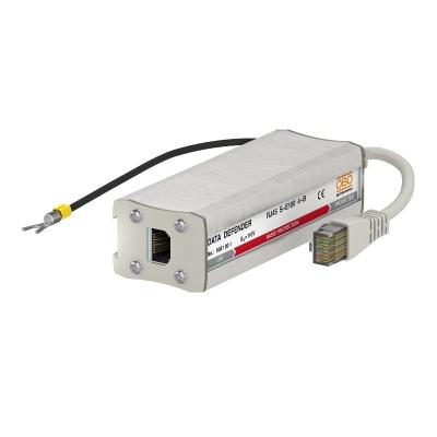 Устройство базовой защиты для 4-жильных систем передачи данных с разъемом RJ45 — арт.: 5081001