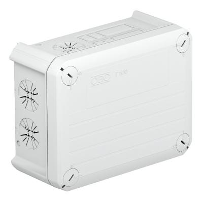 Распределительная коробка T-100 WB5 с гнездовым разъемом Wieland — арт.: 2007840
