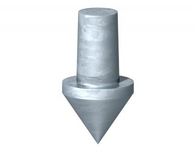 Ударный наконечник для стержней заземления, стандартного и BP — арт.: 3041212