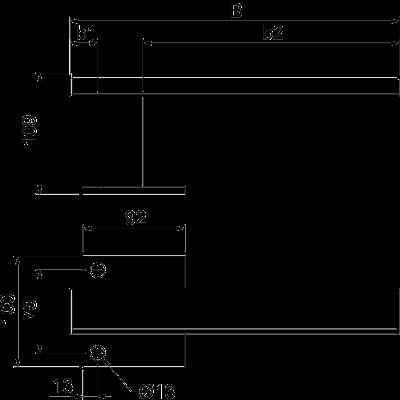 Схема Опорный кронштейн — арт.: 6044561