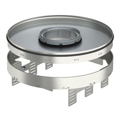 Регулируемая кассетная рамка RKFRNUZD3 для тубуса, из нержавеющей стали — арт.: 7409450