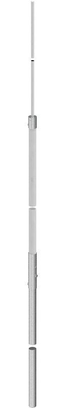 Изолированная молниеприемная мачта isFang — арт.: 5408943
