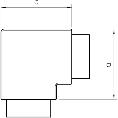 Схема Крышка плоского угла — арт.: 6175648