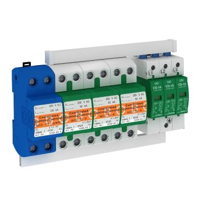 Комплект защиты MCD + V20, с защитой от тока утечки, 3-полюсный + NPE — арт.: 5089770