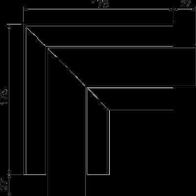 Схема Плоский угол — арт.: 6112443