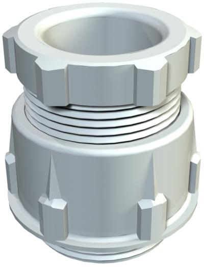 Конусный кабельный ввод с короткой резьбой PG — арт.: 2038048