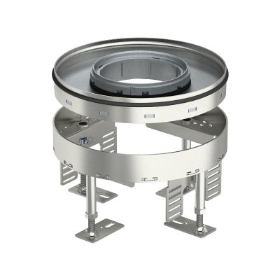 Регулируемая кассетная рамка RKFR для тубуса, из нержавеющей стали — арт.: 7409422