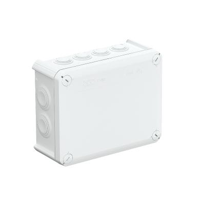 Распределительная коробка Т-160 со вставным уплотнителем, трудновоспламеняемая — арт.: 2007355