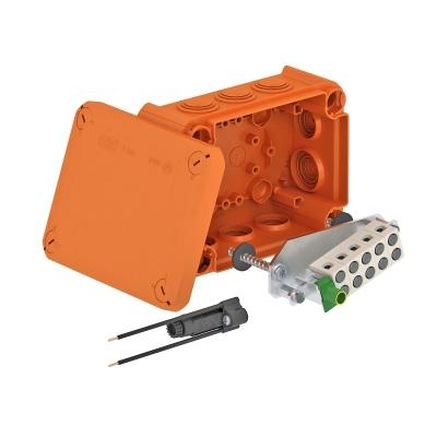 Огнестойкая распределительная коробка FireBox T160ED с внутренним креплением и держателем — арт.: 7205556