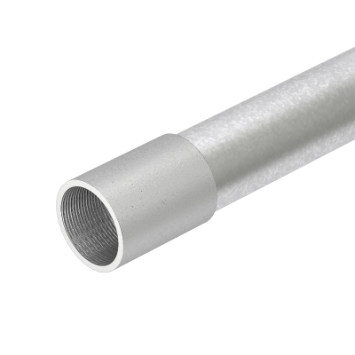 Стальная панцирная труба с резьбой — арт.: 2046533