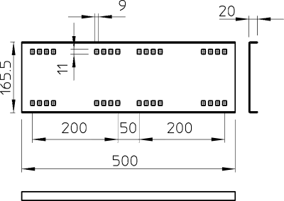 Схема Продольный соединитель — арт.: 6227724
