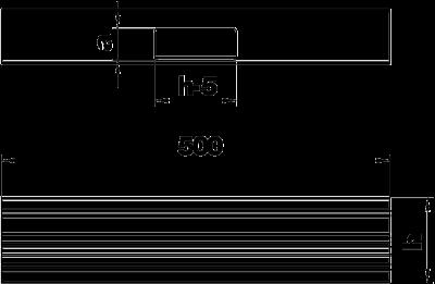Схема Т-образная секция — арт.: 6279263