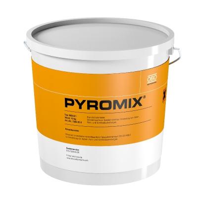 Огнестойкий сухой раствор PYROMIX®, в ведре — арт.: 7206058