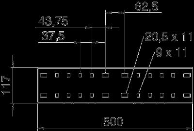 Схема Продольный соединитель — арт.: 6091229