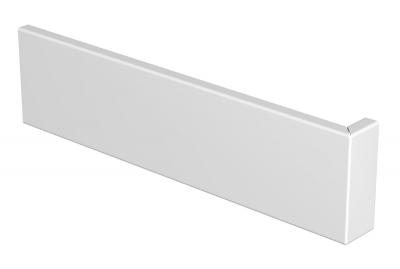 Стальная крышка внешнего угла с системным отверстием 80 мм — арт.: 6279870