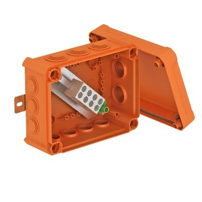 Огнестойкая распределительная коробка FireBox T160ED с наружным креплением и ударопрочной крышкой — арт.: 7205626