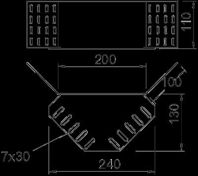 Схема Угловой соединитель — арт.: 6068049