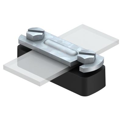 Держатель для плоских проводников с основанием из полиамида — арт.: 5033039