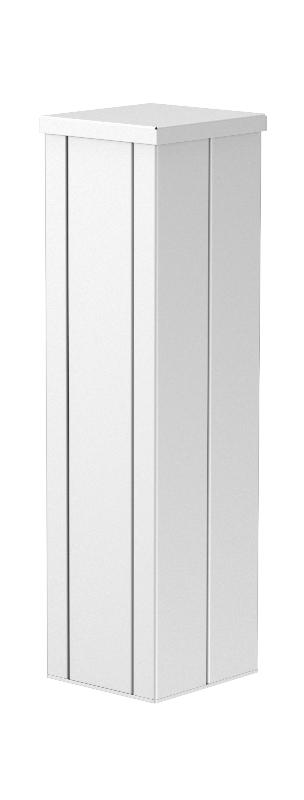 Алюминиевая электромонтажная колонна ISSHS140500 — арт.: 6290030