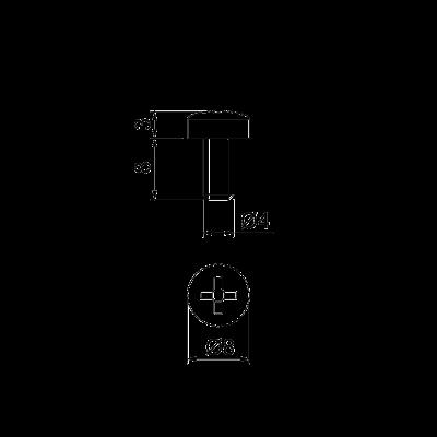 Схема Соединительный болт — арт.: 3498092