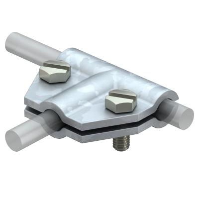 Т-образный соединитель для круглых проводников Rd 8-10 — арт.: 5311101
