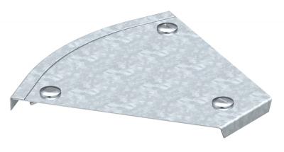 Крышка угловой секции 45° 100-300 мм — арт.: 7128819
