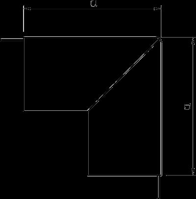 Схема Крышка внешнего угла — арт.: 6192428